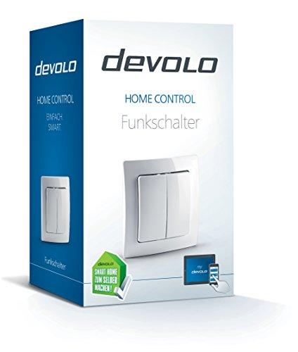 devolo home control funkschalter z wave hausautomation haussteuerung per ios android app. Black Bedroom Furniture Sets. Home Design Ideas