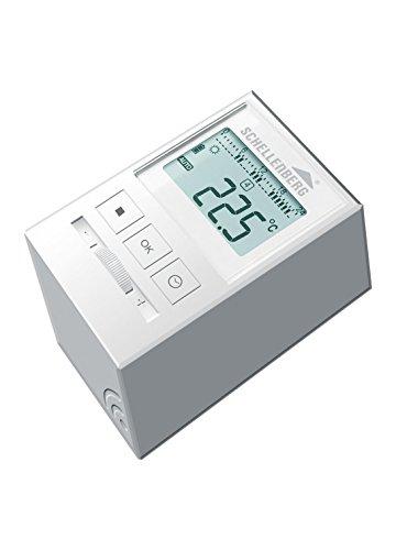 schellenberg smart home funk heizk rperthermostat elektronisch zeitgesteuert energie. Black Bedroom Furniture Sets. Home Design Ideas