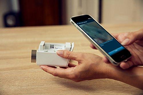 bosch smart home heizk rper thermostat mit app funktion das smart home abcdas smart home abc. Black Bedroom Furniture Sets. Home Design Ideas