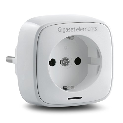 gigaset elements funksteckdose elements plug smart home steckdose erg nzt elements alarm. Black Bedroom Furniture Sets. Home Design Ideas